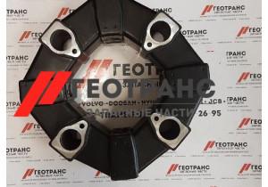 587-11600100 Муфта соединительная гидронасоса Kato HD 450